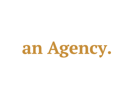 More than an agency